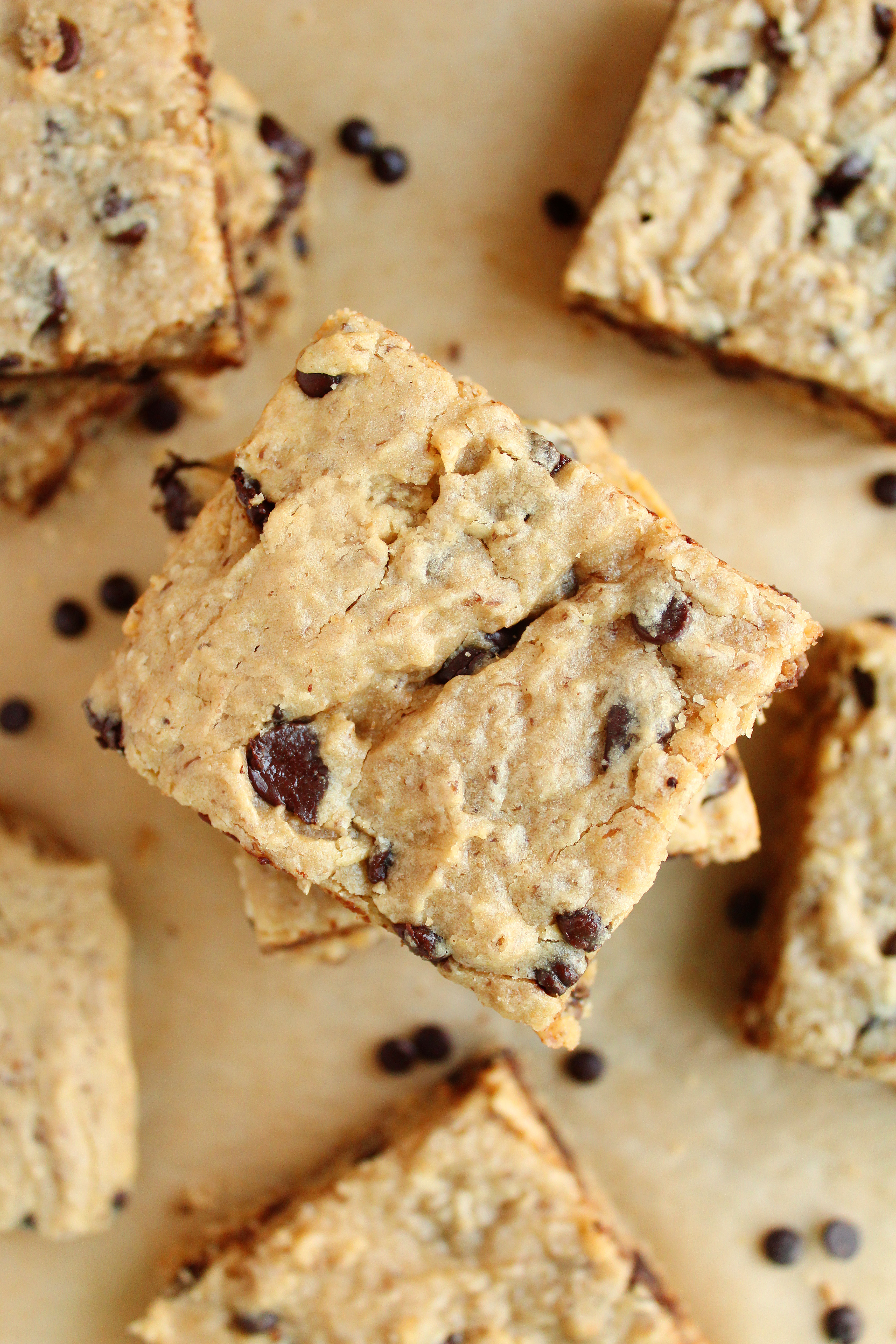 ... delicious, completely vegan + gluten free, and refined sugar free too